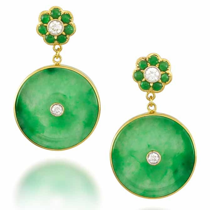 'Made In Jade By Mason-Kay Jewelry' by JCK
