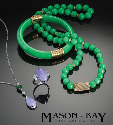 Your Jade Expert: MASON-KAY