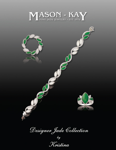 Designer Jade Collection by Kristina